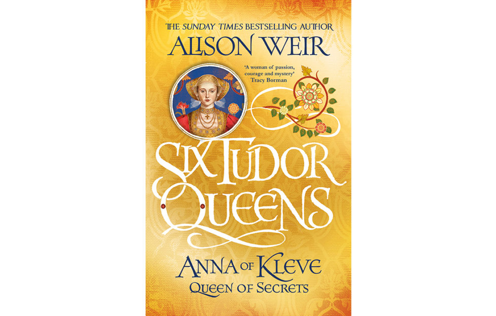 Book cover Anna of Kleve