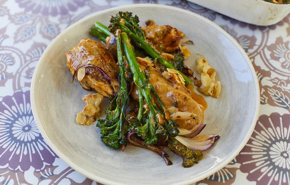 Chicken with Durban Spices