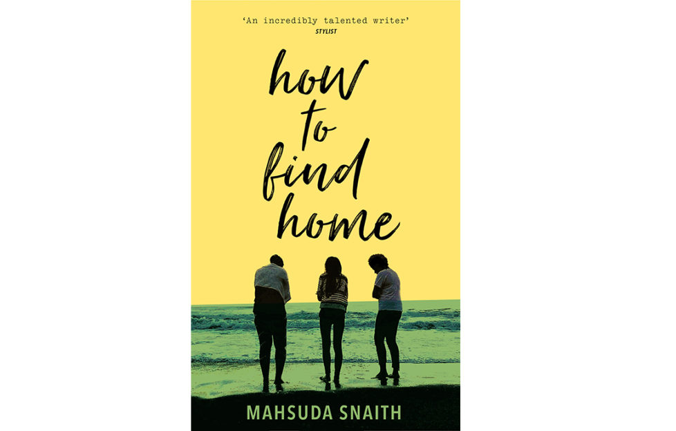 Book cover of How To Find Home