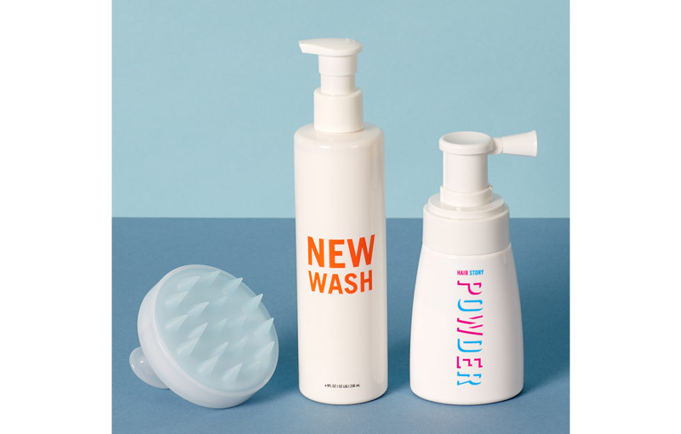 New Wash products