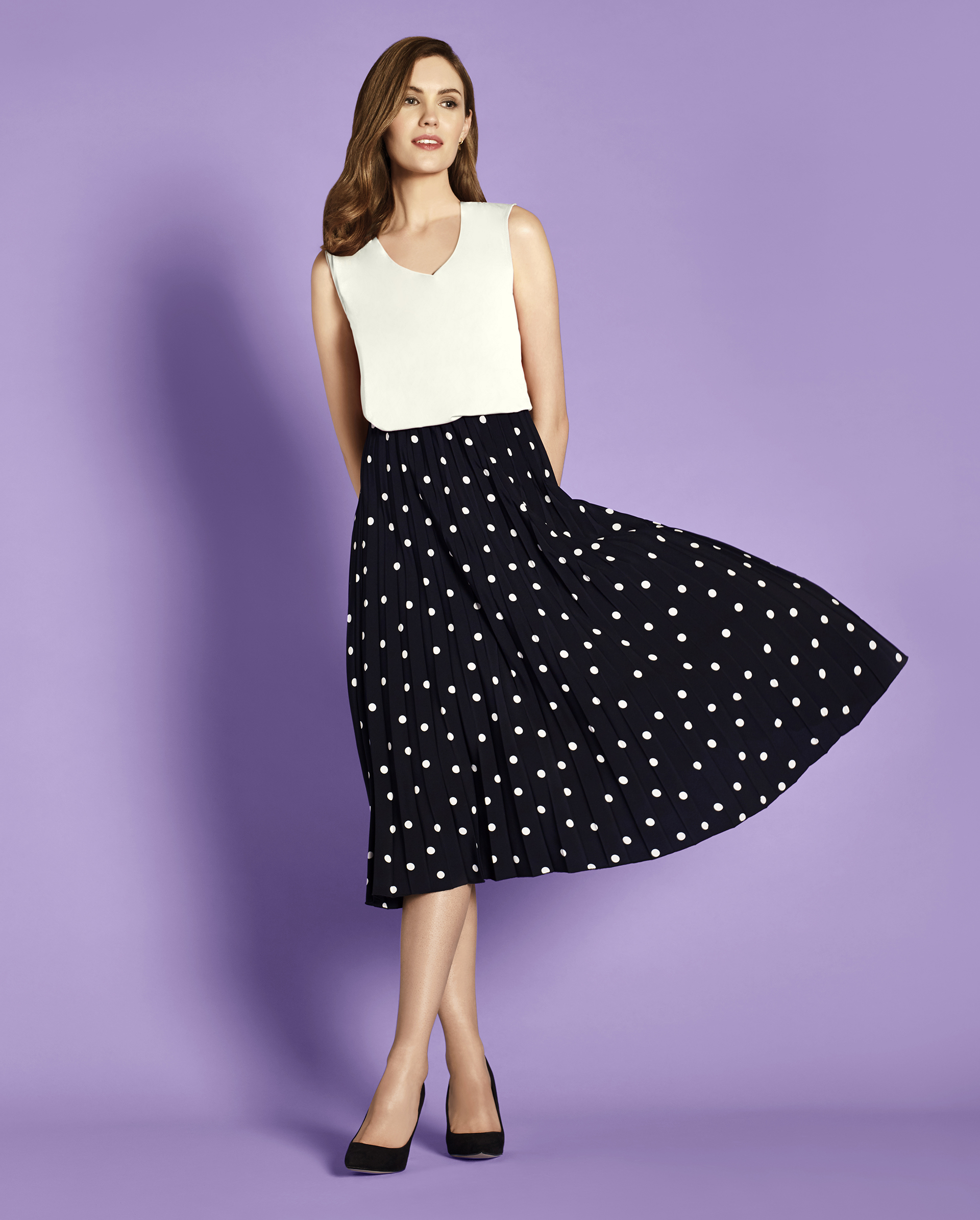 a9db1f685b Ladies Summer Skirts At Bon Marche
