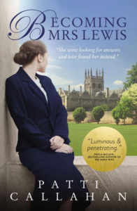 Becoming Mrs Lewis Book Cover