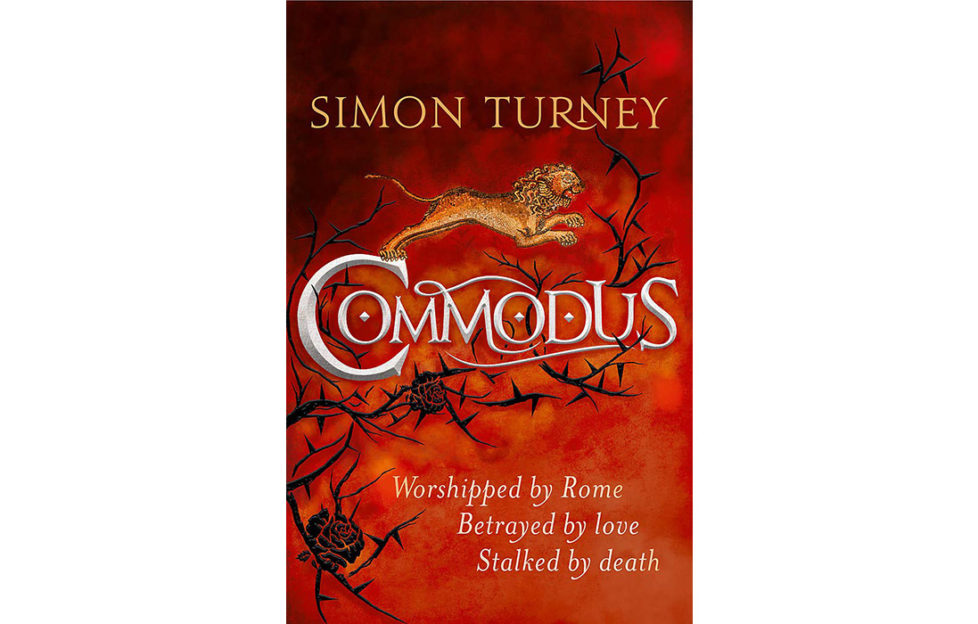 Commodus book cover