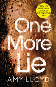 One More Lie book cover