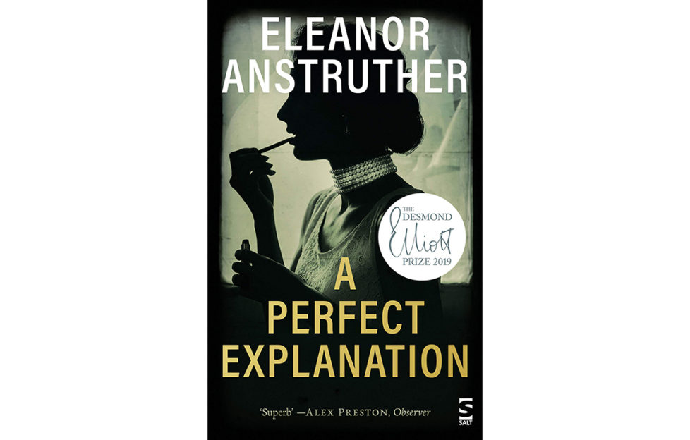Book cover of A Perfect Explanation