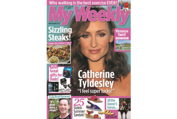 Cover of My Weekly latest issue with