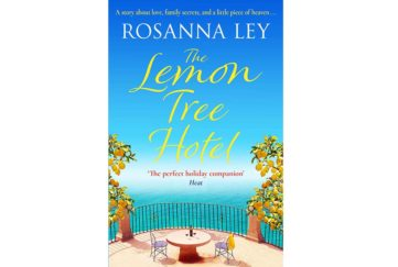 The Lemon Tree Hotel book cover