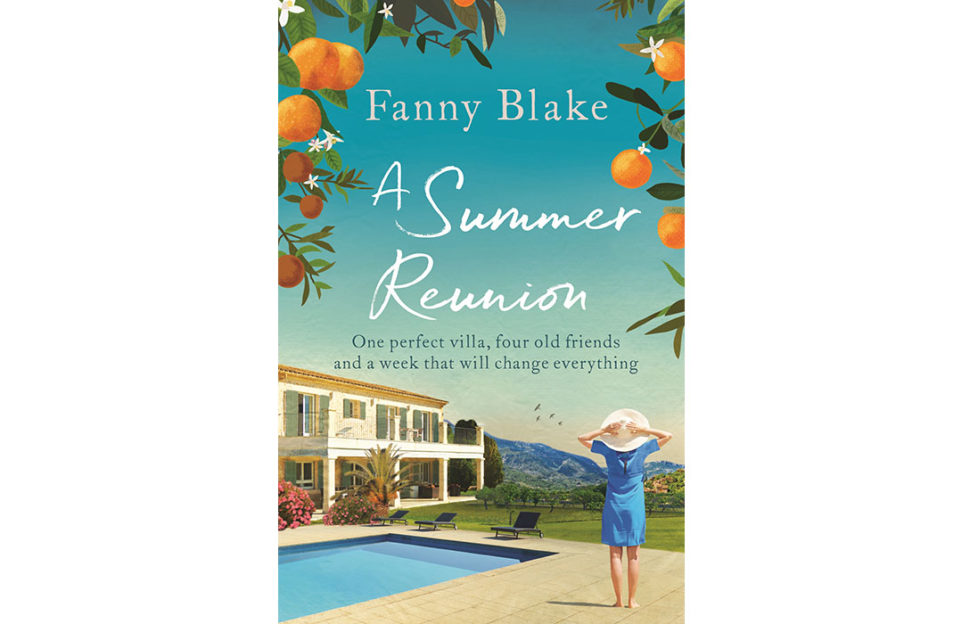 Book cover of A Summer Reunion