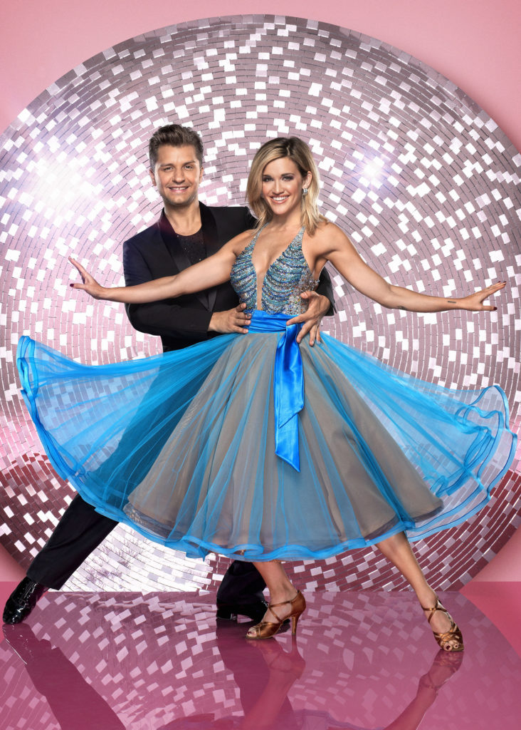 Pasha Kovalev, Ashley Roberts, Strictly Come Dancing