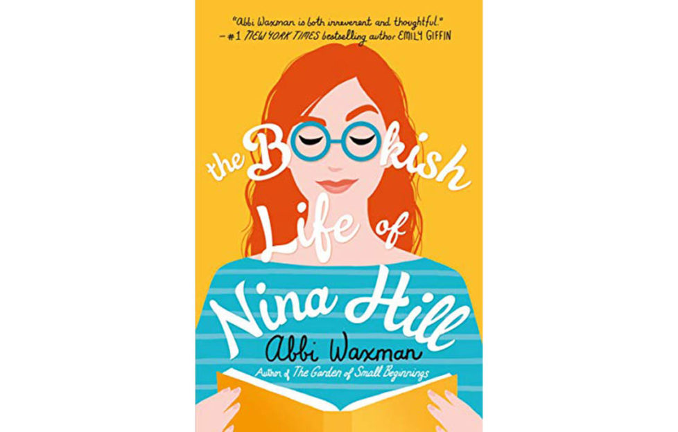 The cover of The Bookish Life of Nina Hill