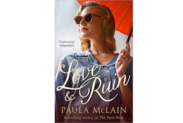 Book cover Love & Ruin