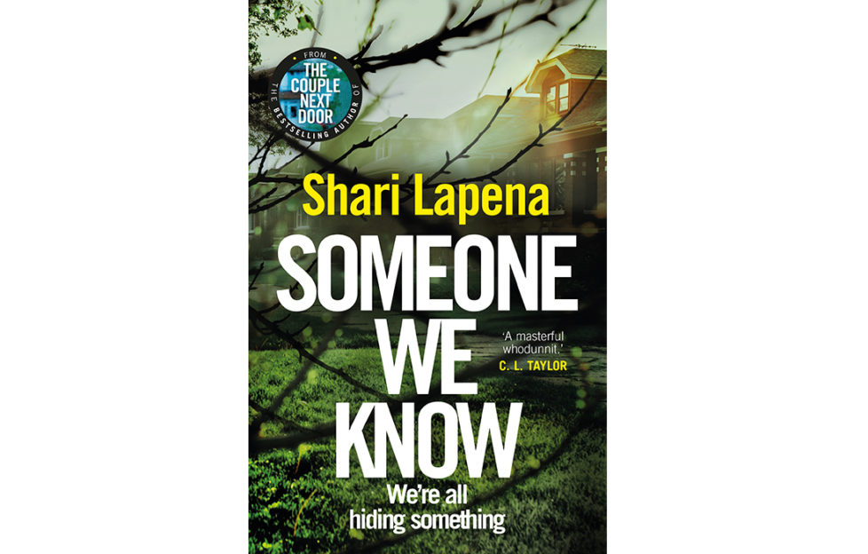Cover of Someone We Know