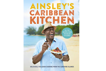 Cover of Ainsley's Caribbean Kitchen