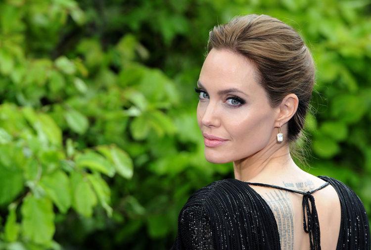 Angelina Jolie Pic: Getty