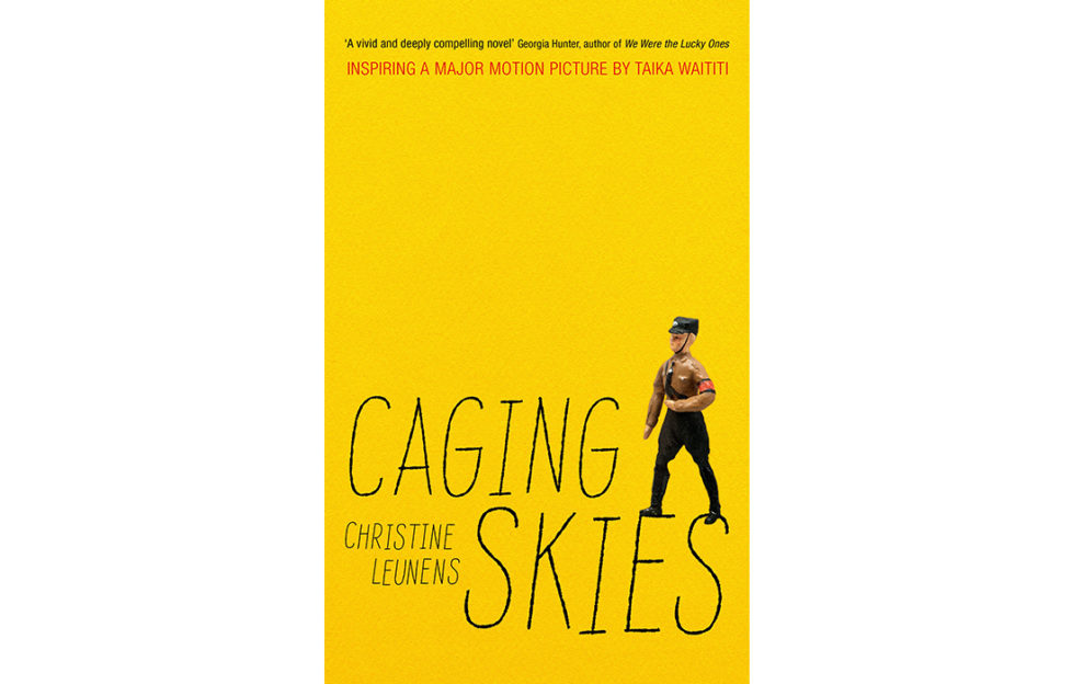 Caging Skies book cover