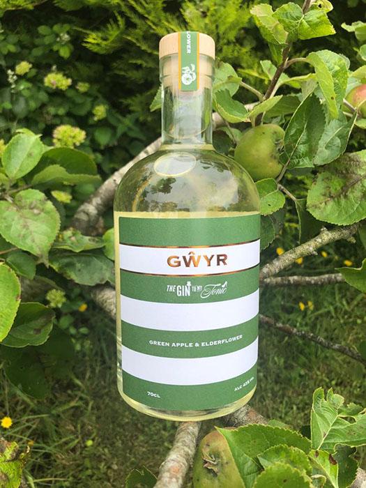 Apple and Elderflower Gin