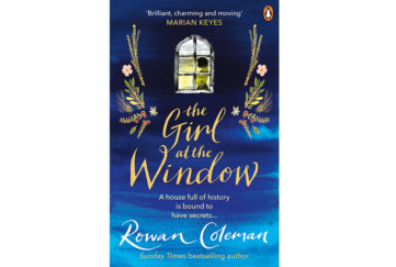 The Girl At The Window book cover