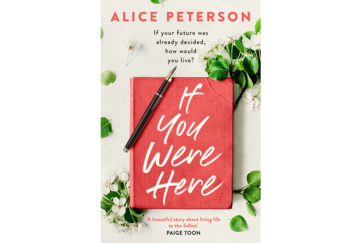 Book cover of If You Were Here