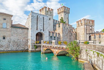Scaliger Castle in Sirmione Pic: Istockphoto