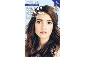With All My Heart Pocket Novel cover