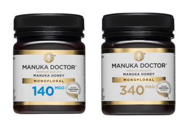 First prize of Manuka Doctor Honey