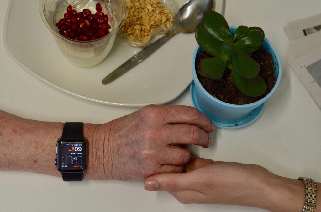 TabCare on a Smartwatch