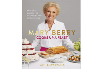 Mary Berry Cooks Up A Feast front cover