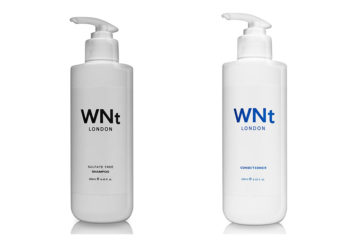 WNt London Shampoo and Conditioner