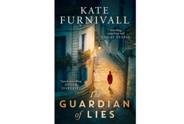 cover of Guardian of Lies