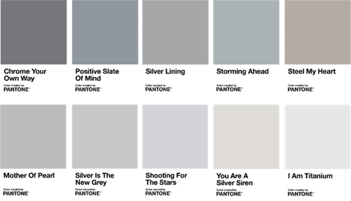 Silver Is The New Grey My Weekly