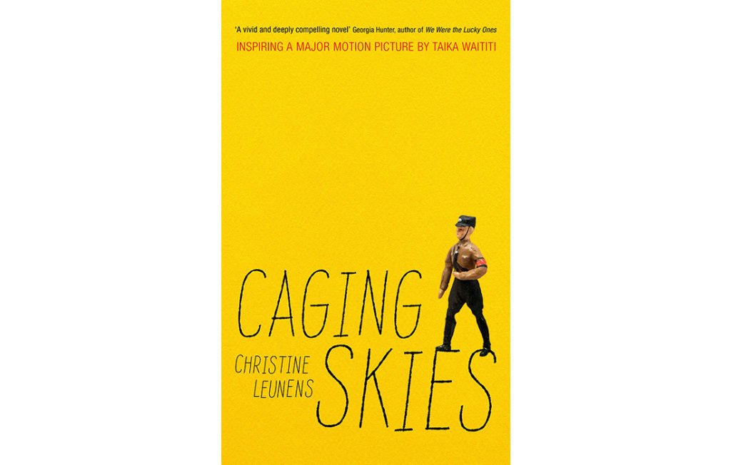 Cover of Caging Skies
