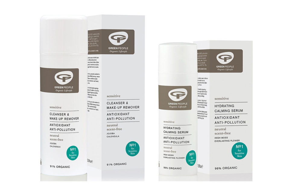 Green People Scent Free Products