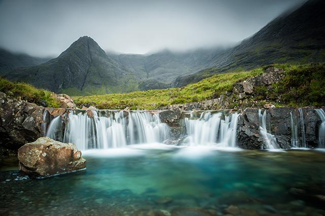 The Fairy Pools, Glen Brittle, Skye Pic: Shutterstock