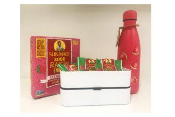 Sours Raisin snacks prize